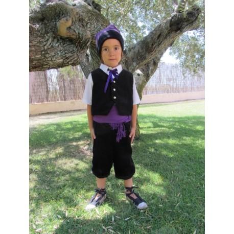 Vestit tradicional català d'hereu