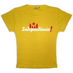 Samarreta noia Independència!