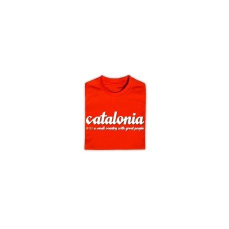 Samarreta infantil Catalonia