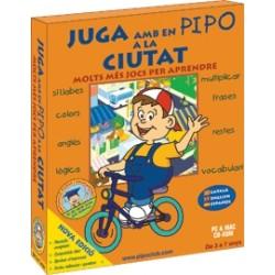 Joc Juga amb en Pipo a la ciutat