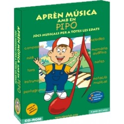 Joc Aprèn música amb en Pipo