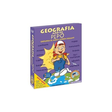 Joc Geografia amb Pipo