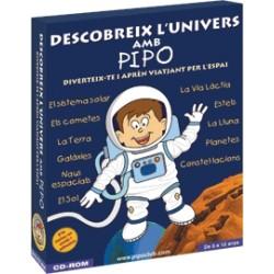 Joc Descobreix l'univers amb Pipo