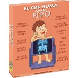 Joc El cos humà amb en Pipo