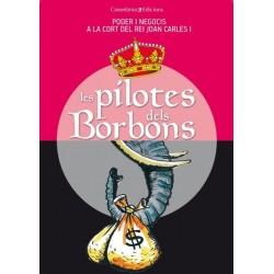 Llibre Les pilotes dels Borbons