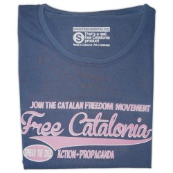 Samarreta noia Freecatalonia Dry