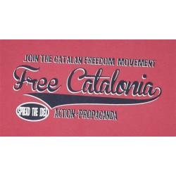 Samarreta Freecatalonia Dry