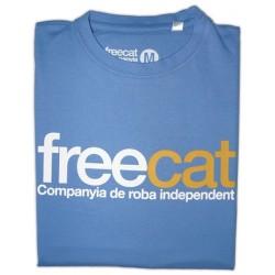 Samarreta Freecatalonia Freecat