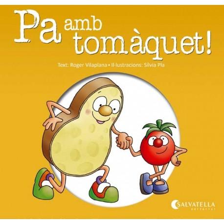 Llibre Pa amb tomàquet!