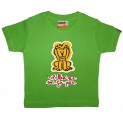 Samarreta infantil El lleó no em fa por