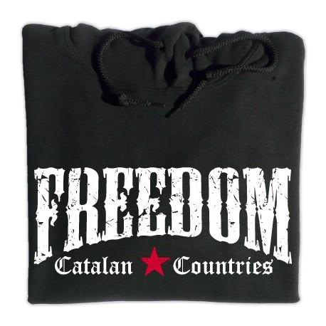 Dessuadora caputxa Catalan Countries
