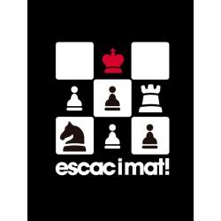 Dessuadora Escac i mat al rei antimonarquia