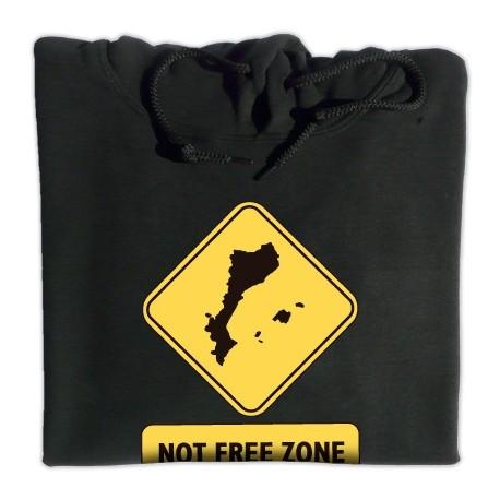 Dessuadora caputxa Not free zone