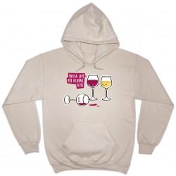 Dessuadora Massa jove per acabar així - món del vi