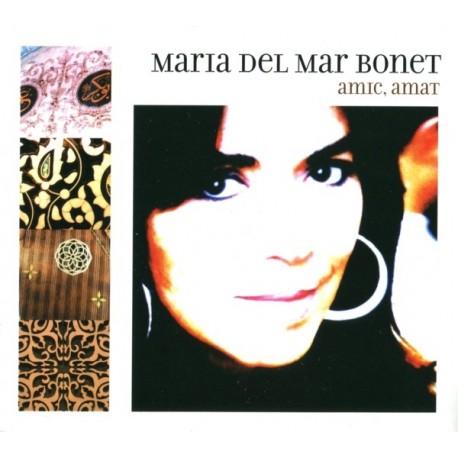 CD Maria del Mar Bonet - Amic amat