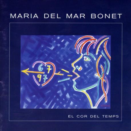 CD Maria del Mar Bonet - El cor del temps
