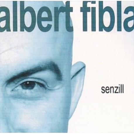 CD Albert Fibla - Senzill