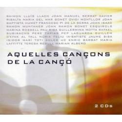CD Aquelles cançons de la cançó