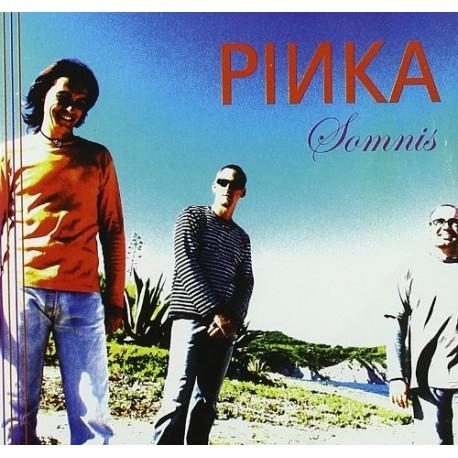 CD Pinka - Somnis
