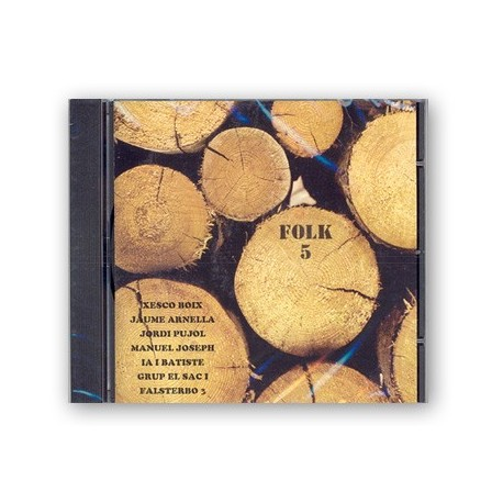 CD Grup de Folk -3 LP'S ORIGINALS EN 2 CD'S