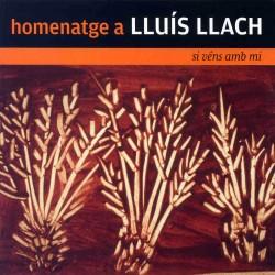 CD Homenatge a Lluís Llach