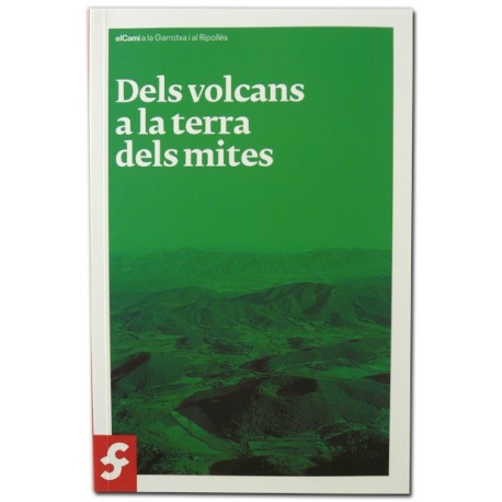 Llibre Dels volcans a la terra dels mites