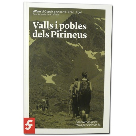 Llibre Guia del camí al Capcir-Andorra-Alt Urgell