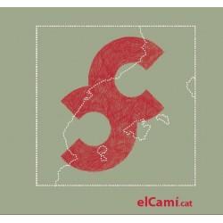 Samarreta noia tirants papallona del Camí dels Països Catalans