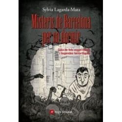 Llibre Misteris de Barcelona per no dormir