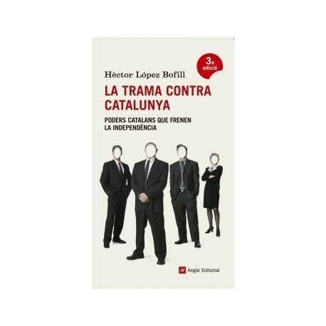 Llibre La trama contra Catalunya