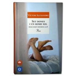 Llibre Set dones i un home sol