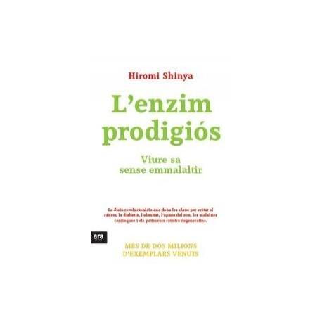 Llibre L'enzim prodigiós