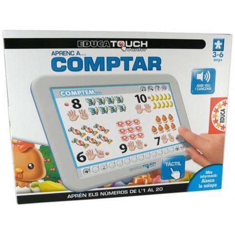 Joc Educa Touch Aprenc a comptar