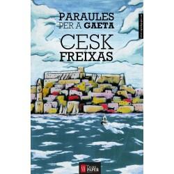 Llibre Paraules per a Gaeta, de Cesk Freixas