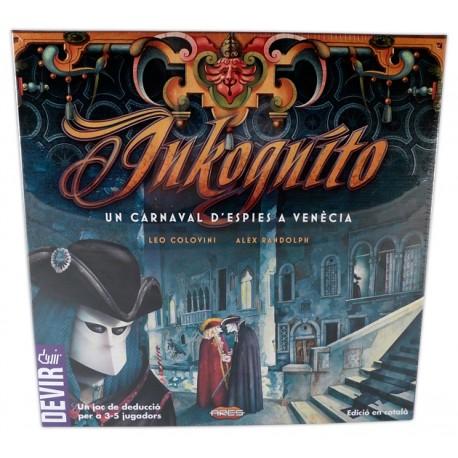Joc Inkognito català