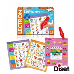 Lectron Primeres lectures Diset