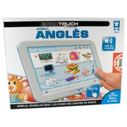 Joc Educa Touch Aprenc anglès