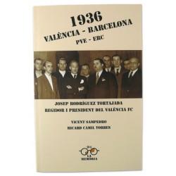 Llibre 1936 València - Barcelona