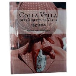 Llibre Historia de la Colla Vella dels Xiquets de Valls