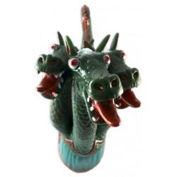 Figura drac de tres caps Sant Pere de Ribes