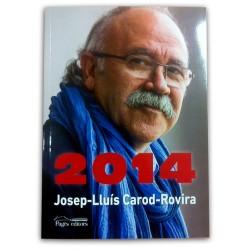 Llibre 2014 de Josep-Lluís Carod-Rovira