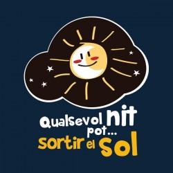 Samarreta Qualsevol nit pot sortir el sol