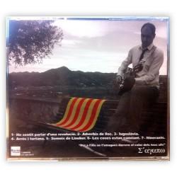 """CD Josep Lluís Notari """"D'Espadà i altres versos"""""""