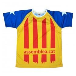 Samarreta esportiva Assemblea Nacional Catalana