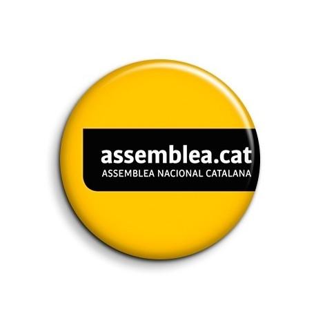 Xapa ANC logo assemblea