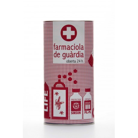 Pot Farmaciola de guardia