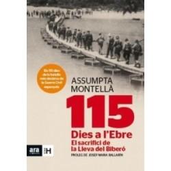 Llibre 115 dies a l'Ebre