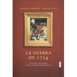 Llibre La guerra de 1714