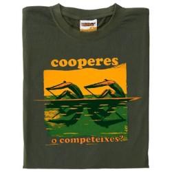Samarreta Cooperes o competeixes?