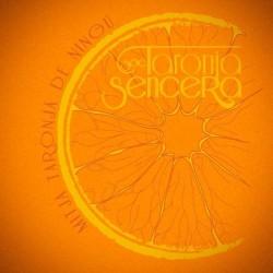 Samarreta noia Sóc taronja sencera, mitja taronja de ningú